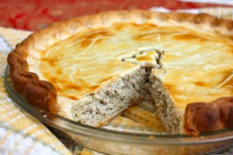 9 рецептов простых, вкусных и сытных пирогов