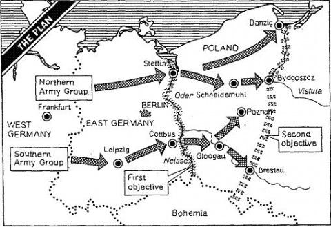 Операция «Немыслимое» или Третья мировая война 1 июля 1945 года