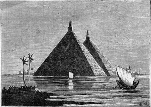 Праздник разлива Нила в Египте