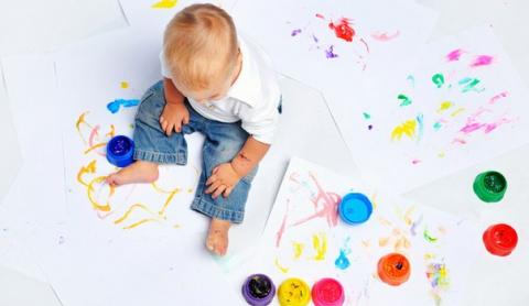 Помогите своему ребенку выучить цвета с помощью замечательных потешек-аccoциаций