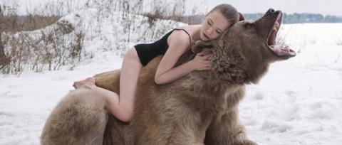 Русские красавицы вновь пора…
