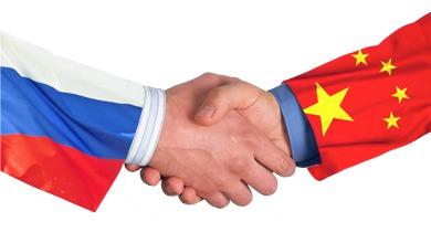 Россия и Китай сжигают мосты