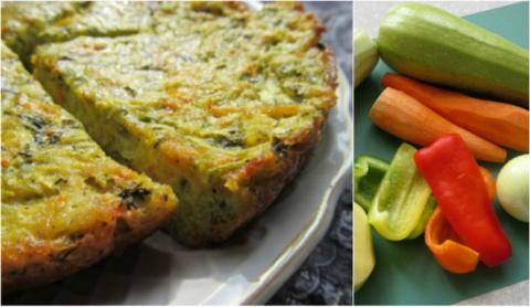 Аппетитный кугель из овощей:…