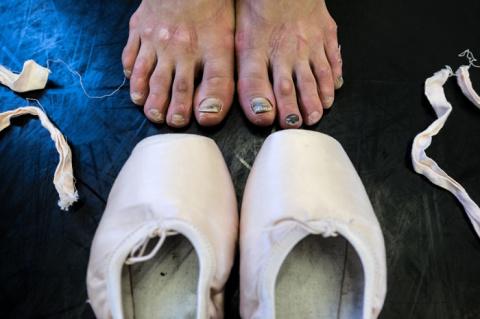 Красота балета вне сцены: 20…