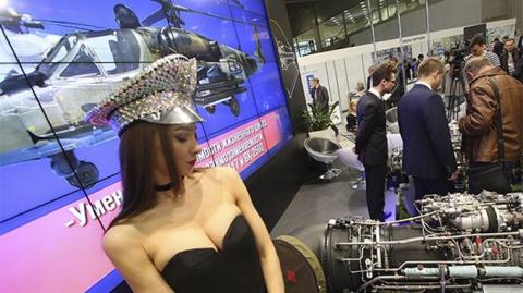 Россия преодолела зависимость от Украины по вертолетным двигателям