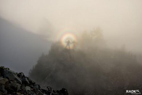 На горе Рейнир заметили «бро…