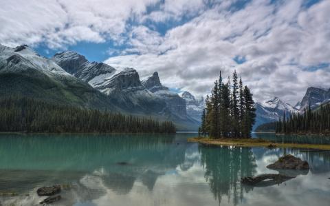 Красота природы в пейзажах от Mike Reyfman