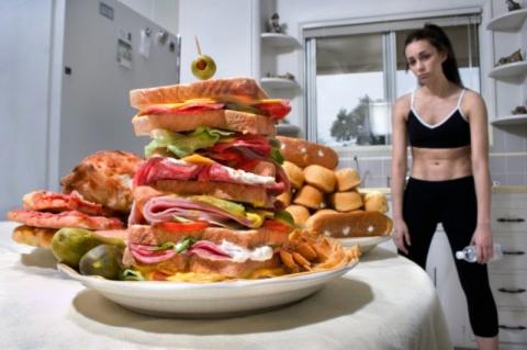 Что происходит с телом, если вы едите, когда не голодны