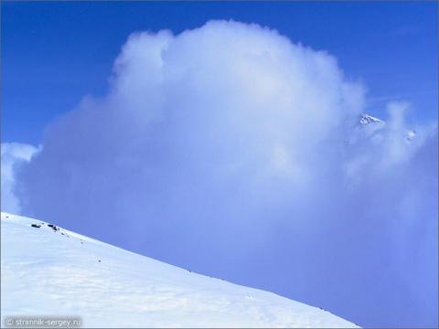 """На склонах """"Божественной"""" горы"""