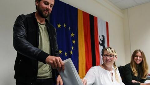 По итогам выборов в Германии…