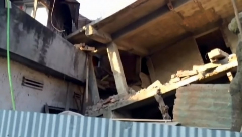 Землетрясение в Индии: Индий…