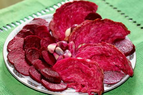 Хрустящая капуста по-грузински - витаминная бомба для зимнего меню