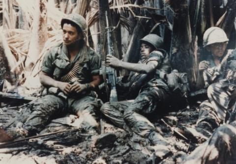 Война во Вьетнаме: «адская д…