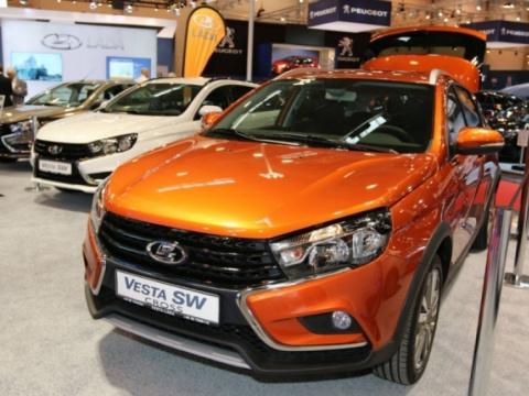 Эксперты озвучили количество новых отечественных авто, проданных вРФв2017году