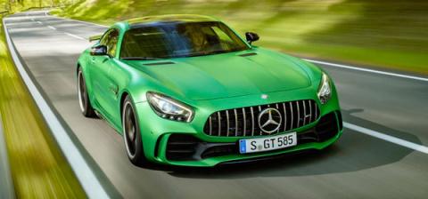 Mercedes расширит линейку го…