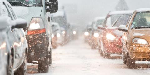 АВТОМОТО. Ошибки зимнего вождения