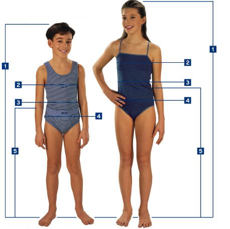 УЗЕЛОК НА ПАМЯТЬ. Таблицы размеров одежды для детей и взрослых