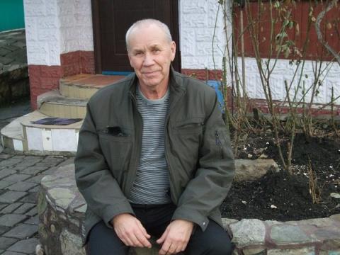 Николай Алешкин