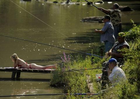 #Лучшие приколы на рыбалке.Мега подборка###