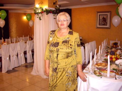 Лариса Поживилова