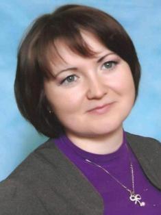Ирина Михайловна Дмитриева