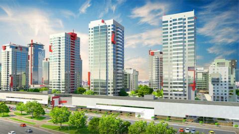Мень: В 2015 году в России планируется ввести 76 млн кв.м. жилья