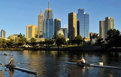 Седьмой год подряд Мельбурну…
