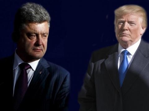 МИД Украины: Порошенко встретится сТрампом нафоруме вДавосе