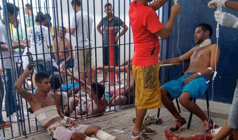 Пернамбуку: самые кровавые тюрьмы Бразилии