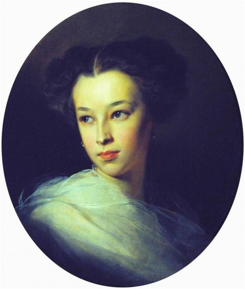Младшая дочь А.С. Пушкина. Неравный брак