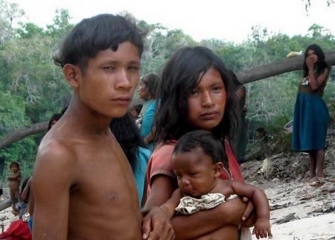 Пираха - бразильские аборигены, которые не думают о будущем, не верят в бога и не знают, что такое стыд