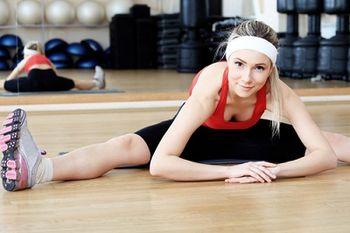 Комплекс эффективных упражнений на гибкость