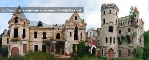 Во Владимирской области, есть поселок Муромцево