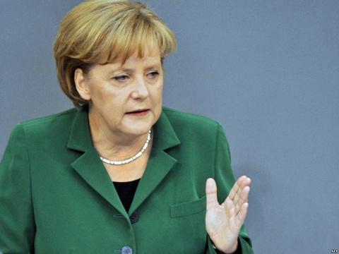Германия меняет отношение к Украине