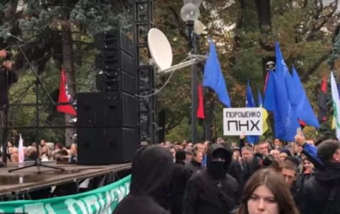 Саакашвили объявил о дате св…