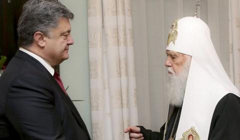 Униаты хотят добраться до церковных святынь, а «киевский патриархат» – до приходов