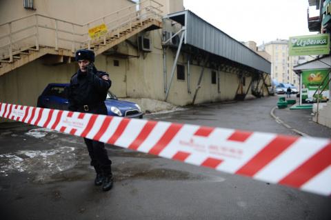 Страшное убийство в Москве