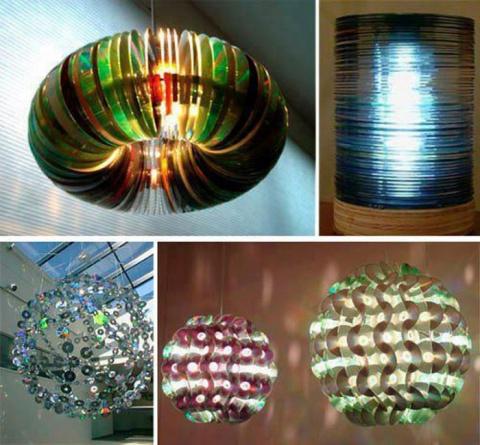 СтройРемПлан / УЮТ. Забавные решения в дизайне светильников