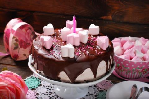 Торты на День Валентина: ТОП…
