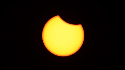 Полное Солнечное Затмение в …