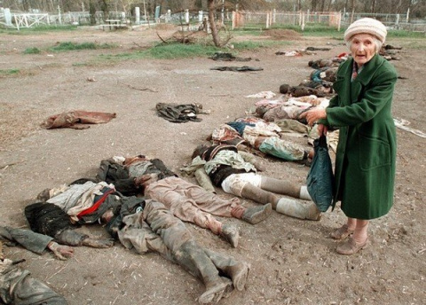 Русский Холокост: помнить ве…