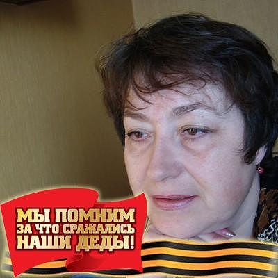 Ольга Целовальникова (Солдатова)