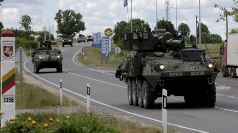 Bloomberg: у НАТО появился н…