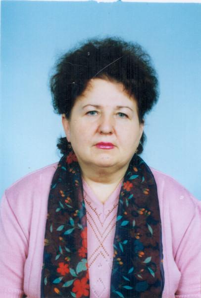 Раиса Дияк