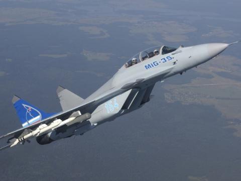 Согласован контракт на поставку 46 истребителей МиГ-29 в Египет