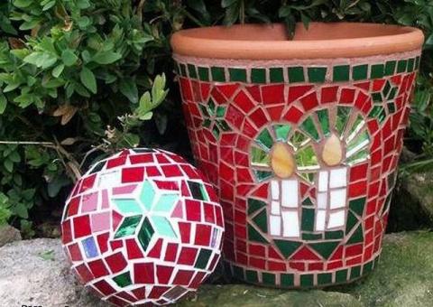 Идеи оригинальных горшочков для дома и сада