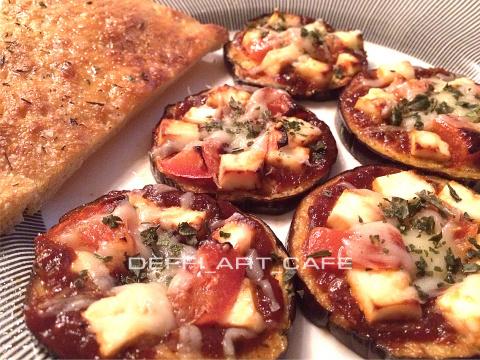 Пиццети из баклажана — типичное овощное блюдо северной Италии