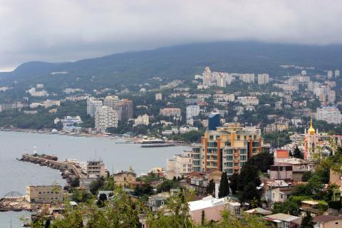Нота МИД Украины удивила сербскую делегацию в Крыму