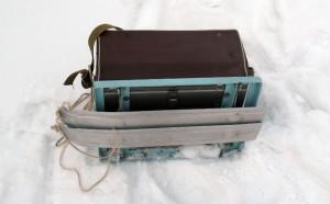 Ящик для рыболовных снастей