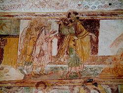 Изобразительное искусство романского периода.